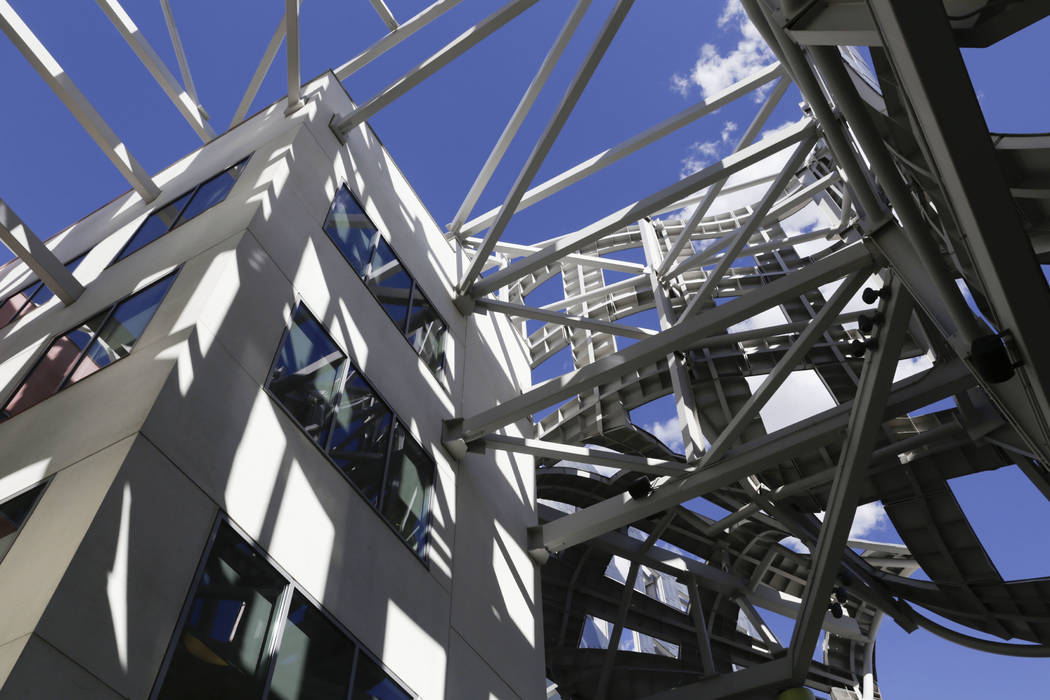Cleveland Clinic Lou Ruvo Center for Brain Health, at Symphony Park, in Las Vegas, on Tuesday, Sept., 12, 2017. Gabriella Angotti-Jones Las Vegas Review-Journal @gabriellangojo
