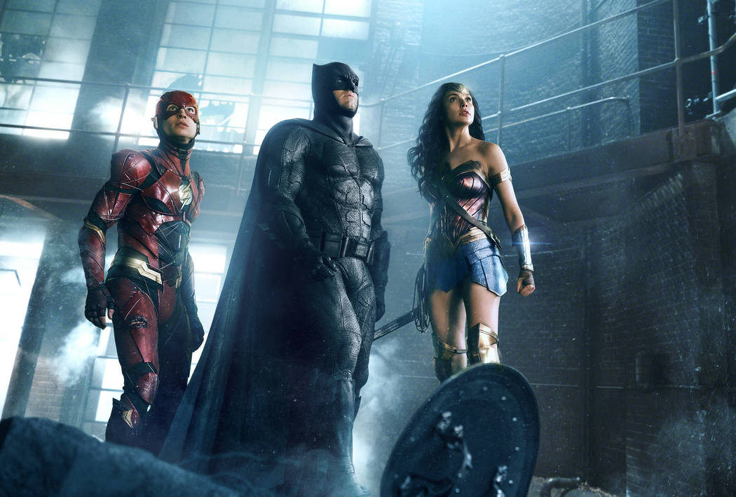 "Warner Bros. Pictures' action adventure ""Justice League."" Warner Bros. Pictures/ TM & © DC Comics"