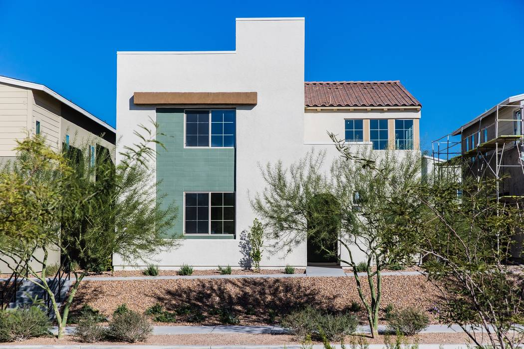 A Strada Plan 2-A at home site No. 409 is among the move-in-ready homes featured as part of Pardee Homes' Hurry Home sales event through Nov. 12. (Pardee Homes)