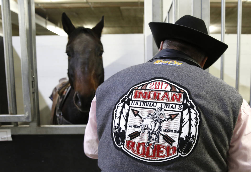 Indian National Finals Rodeo As Much About Family As