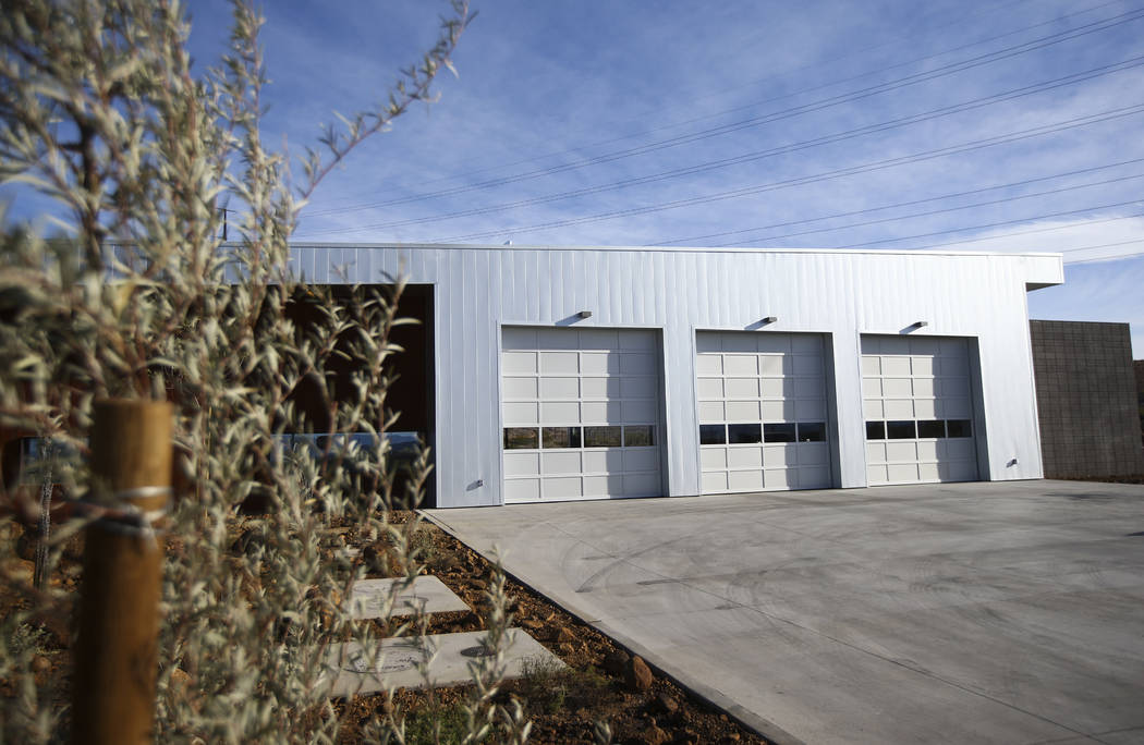 Henderson Opens First New Fire Station In Years Las