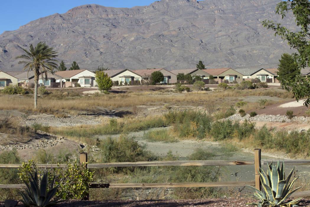 The closed Silverstone Golf Club in Las Vegas, Tuesday, Oct. 24, 2017. Erik Verduzco Las Vegas Review-Journal @Erik_Verduzco