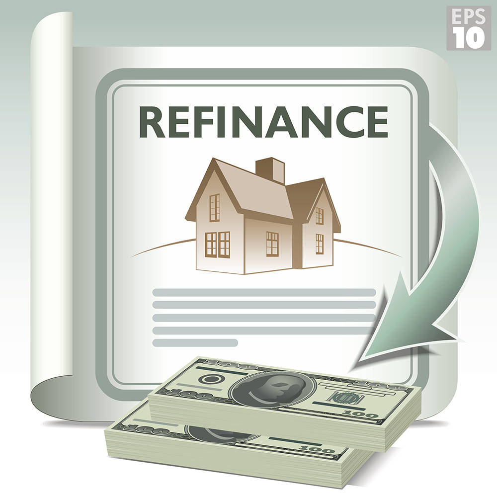 To decide whether a refinance makes sense, calculate the break-even point — the time it will take for the mortgage refinance to pay for itself. (Thinkstock)