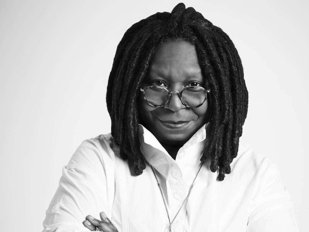 Stage, screen and TV star and author Whoopi Goldberg headlines at Treasure Island on Friday night. (Treasure Island)