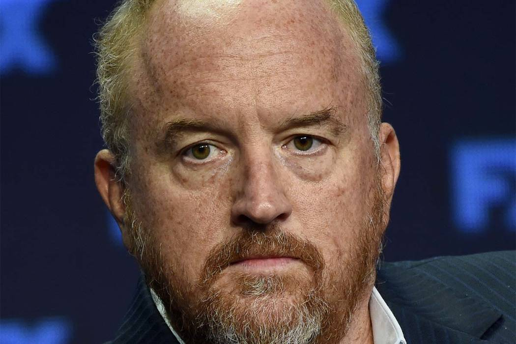 Louis C.K. (Chris Pizzello/Invision/AP, File)