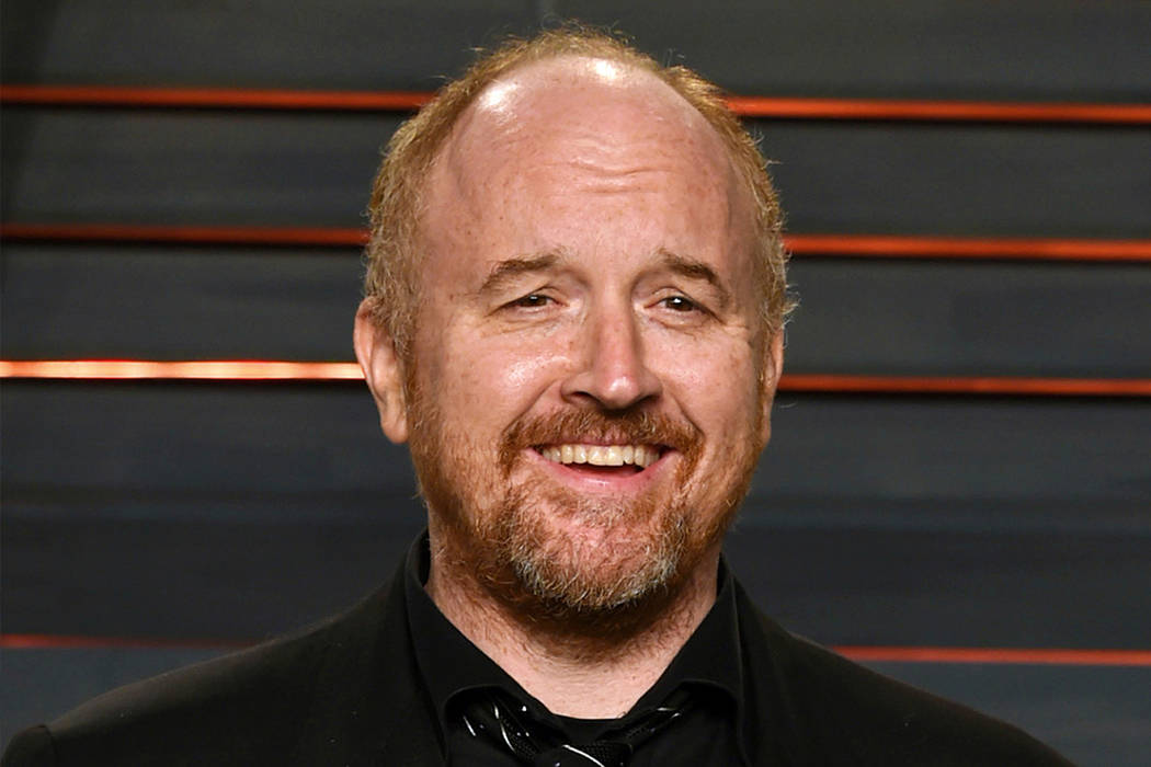 Louis C.K. (Photo by Evan Agostini/Invision/AP, File)