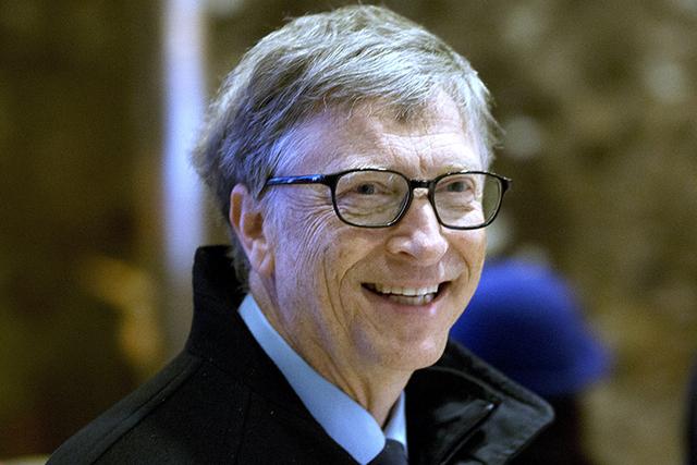 Bill Gates (Seth Wenig/AP)