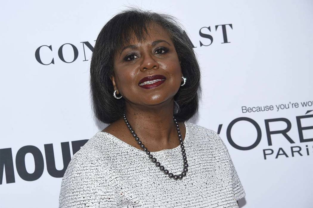 Anita Hill attends the 2017 Glamour Women of the Year Awards at Kings Theatre on Monday, Nov. 13, 2017, in New York. (Evan Agostini/Invision/AP)