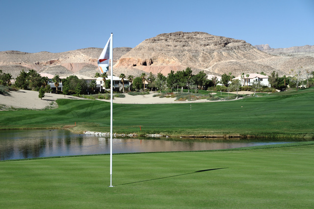 Some residents aren't happy with a proposal to build homes on a portion of the Rhodes Ranch Golf Course.  (Rhodes Ranch)