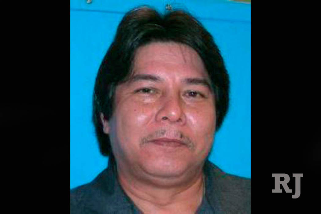 This undated photo provided by the Maui Police Department shows Randall Toshio Saito. Hawaii authorities are searching for Saito, who was found not guilty of murder by reason of insanity, after he ...