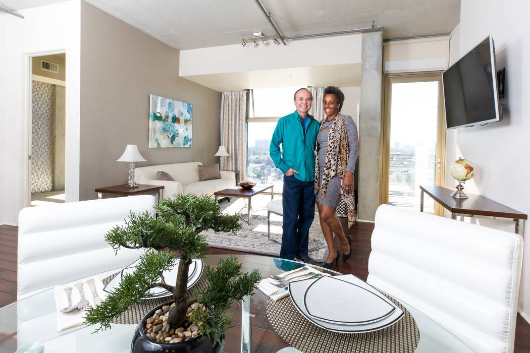Mona Shield Payne Juhl Saundra de Montaño and Jordi Montaño-Carrera loved Juhl so much they purchased three residences – a home for them and two homes to serve as rental investments.