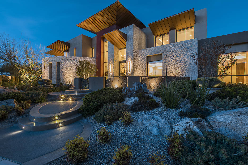 Shapiro & Sher Group The home was designed by architect Marc Lemoine, AIA.