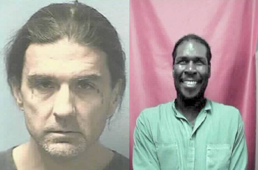 Jeffery Hosmer and Demetrious Steward (Nevada Department of Corrections)