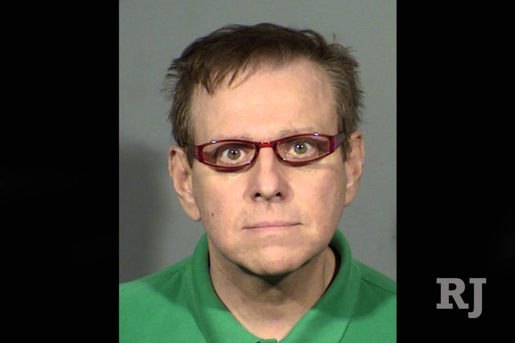 Theodore Levrich (Las Vegas Metropolitan Police Department)