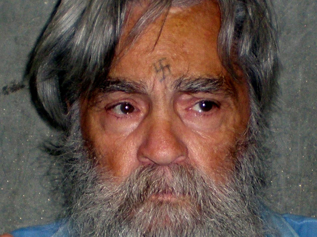 Convicted mass murderer Charles Manson is shown in this handout picture from the California Department of Corrections and Rehabilitation dated June 16, 2011 (REUTERS/CDCR)