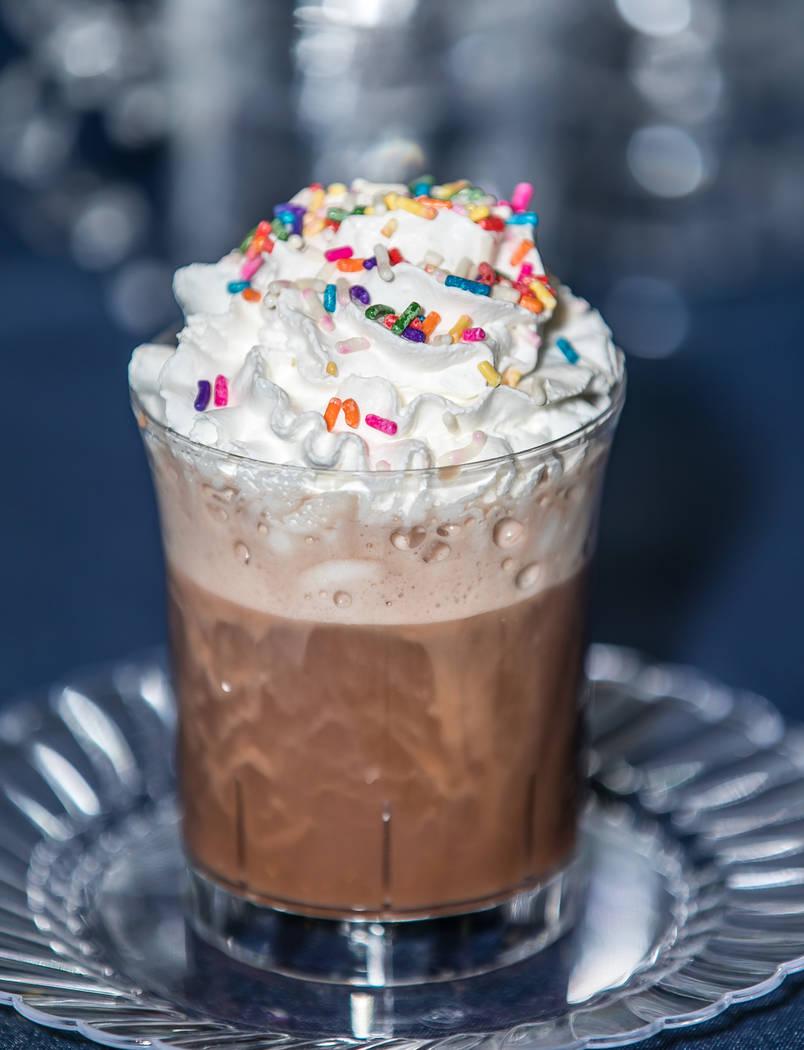 Life Time Athletic  Winter Wonderland Hot Chocolate