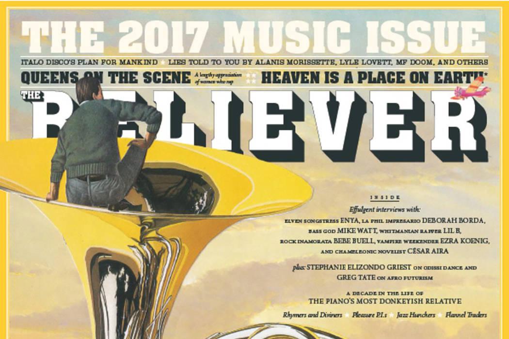 Believer Magazine