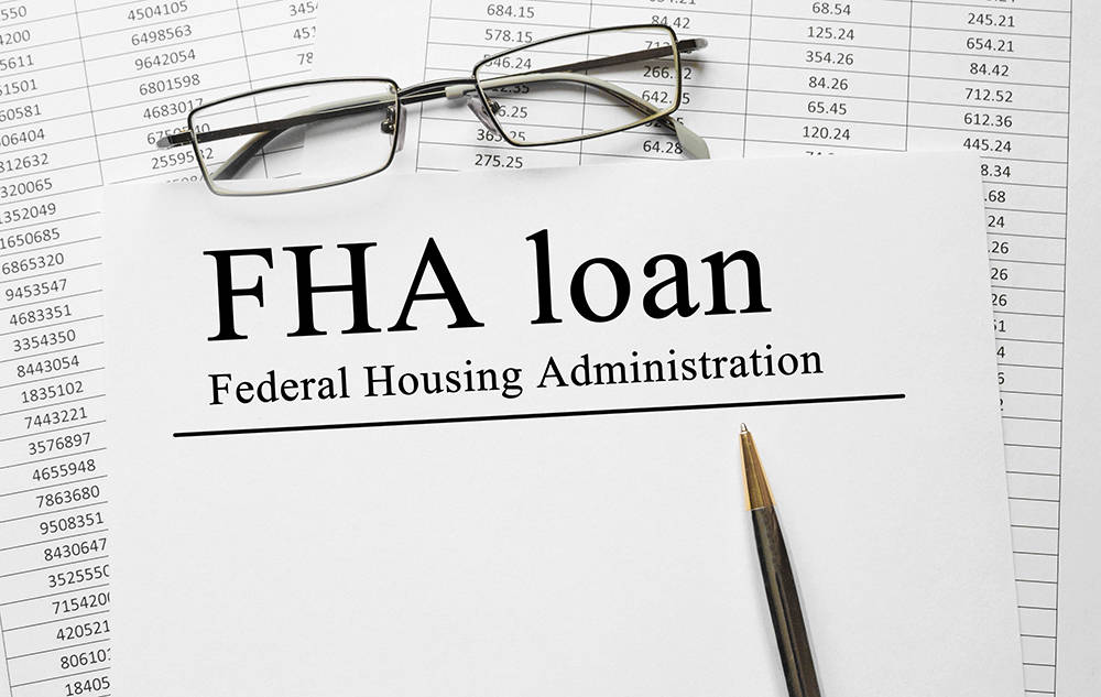 FHA loan limits have been raised and the program requires only a 3.5 percent down payment, which makes it a great loan for first-time homebuyers. (Thinkstock)