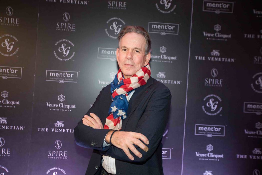 Chef Thomas Keller. (Courtesy)