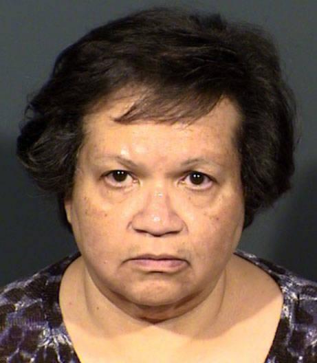 Yolanda Strauss (Las Vegas Metropolitan Police Department)
