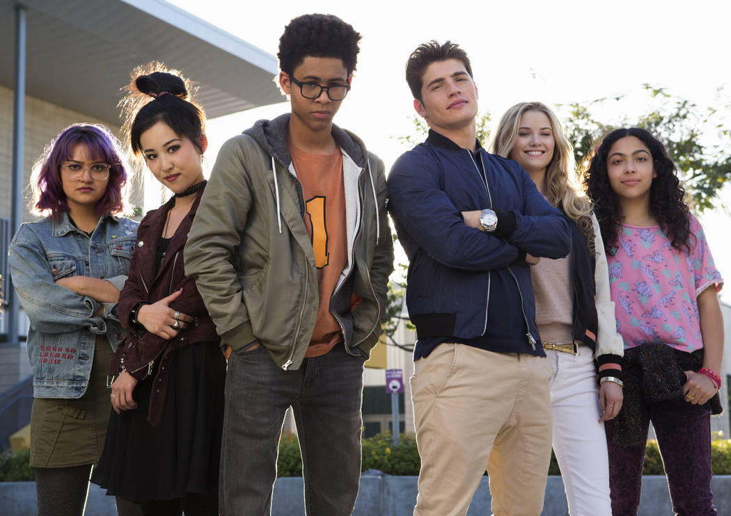 "MARVEL'S RUNAWAYS - ""Reunion"" - Episode 101 - Every teenager thinks their parents are evil. What if you found out they actually were?  MarvelÕs Runaways is the story of six  ..."