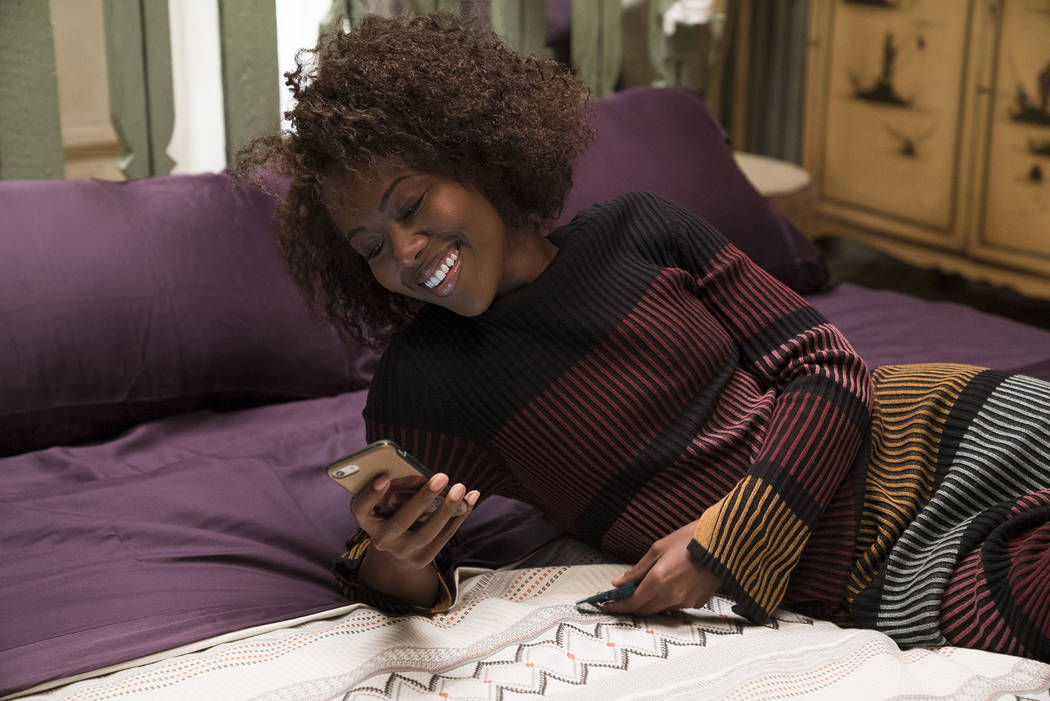 "DeWanda Wise stars in ""She's Gotta Have It."" (David Lee/Netflix)"