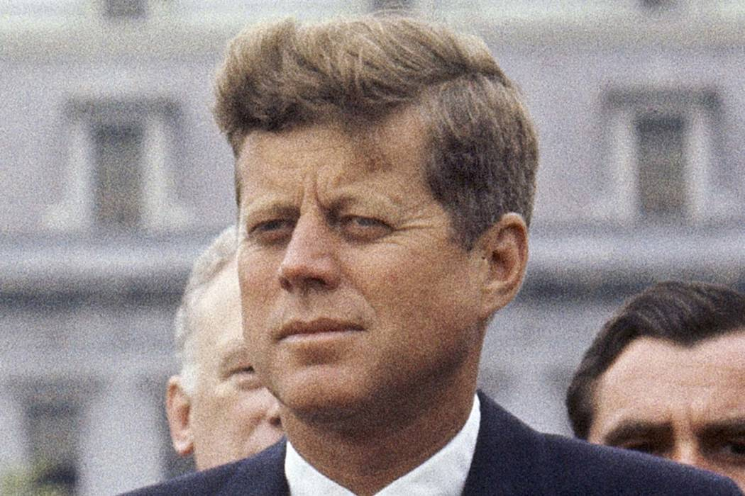 The National Archives has released 10,000 more FBI records related to the 1963 assassination of President John F. Kennedy. (William J. Smith/AP, File)