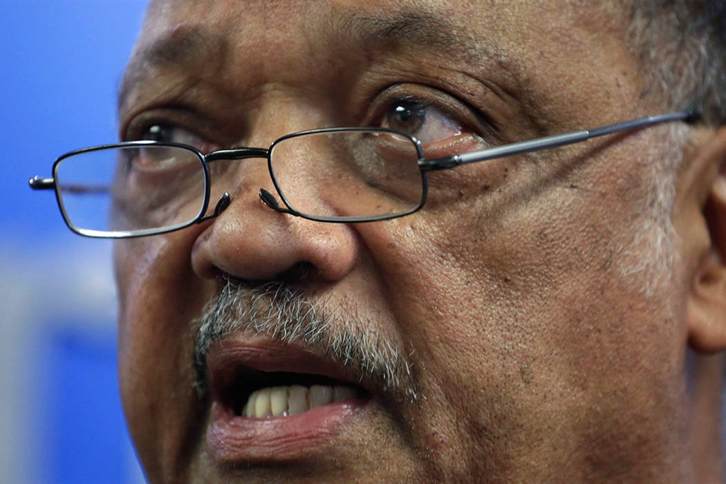 Rev. Jesse Jackson (AP Photo/M. Spencer Green File)