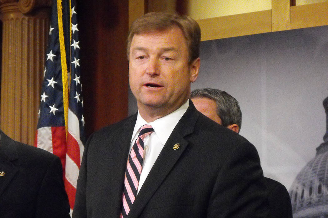 Sen. Dean Heller, R-Nev. (Las Vegas Review-Journal)