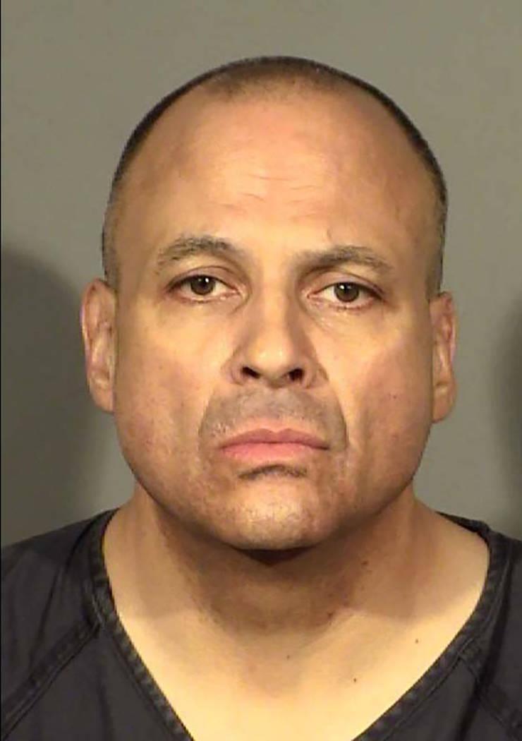 JohnFitzgeraldGonzalez (Las Vegas Metropolitan Police Department)