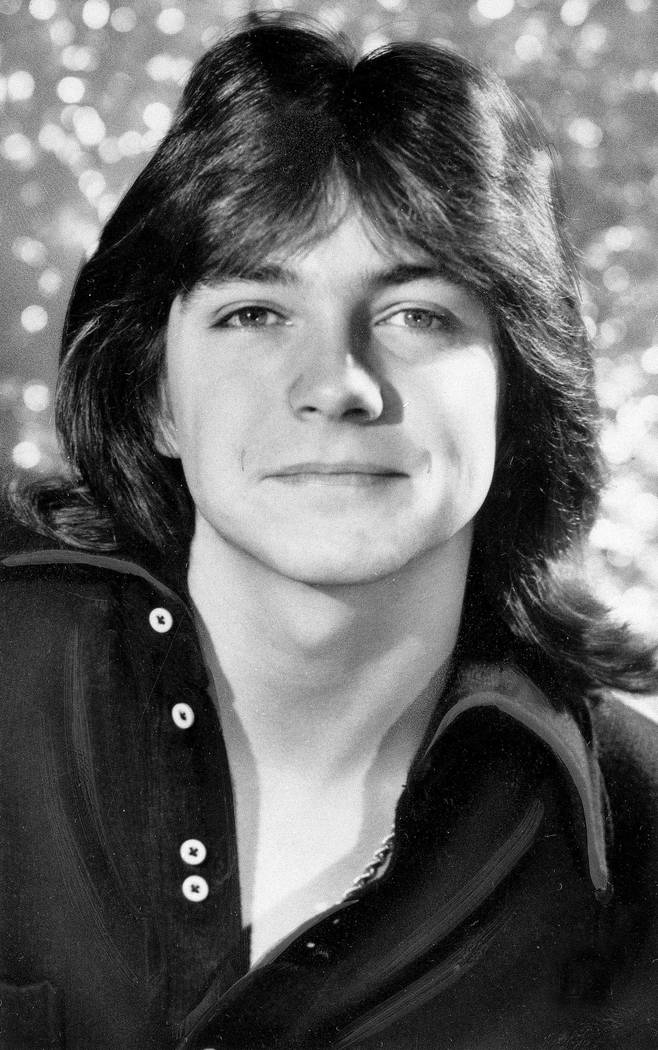 This 1972 file photo shows singer and teen idol David Cassidy.  (AP Photo/FILE)