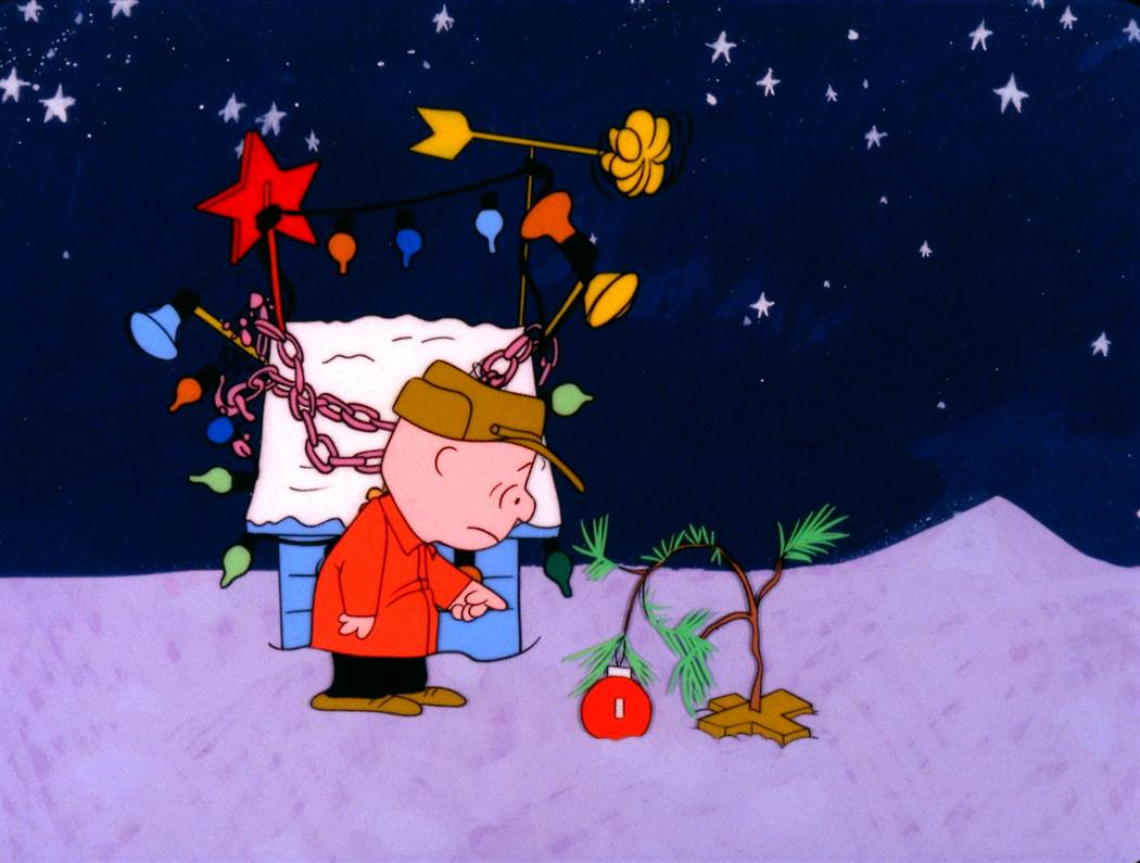 """A Charlie Brown Christmas"" airs on Monday, November 30 (9:00-10:00 p.m., ET), on the ABC Television Network. ( 1965 United Feature Syndicate Inc.)"