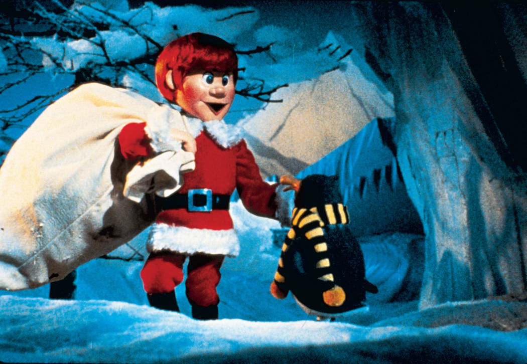 """Santa Claus is Comin' to Town"" airs on Friday, November 24 (8:00-9:00 p.m., ET/PT) on the ABC Television Network. Rankin/bass Productions/ABC"