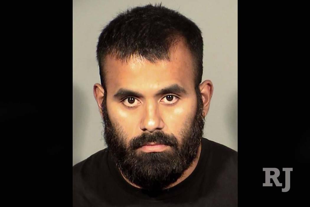 Juan Chavez (Las Vegas Metropolitan Police Department)