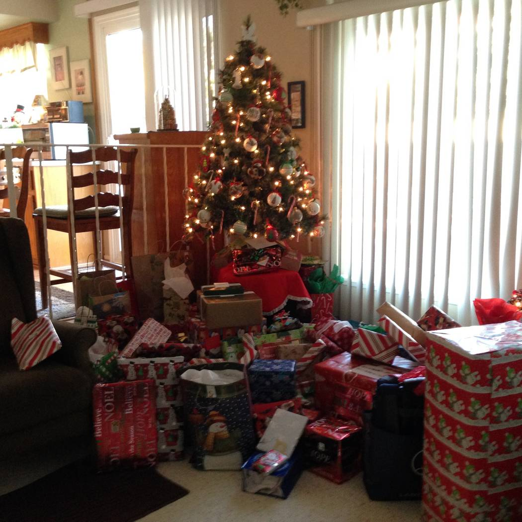 Mary Beth Horiai For many families, the holidays mean an abundance of presents under the tree. But is that the best way of celebrating?