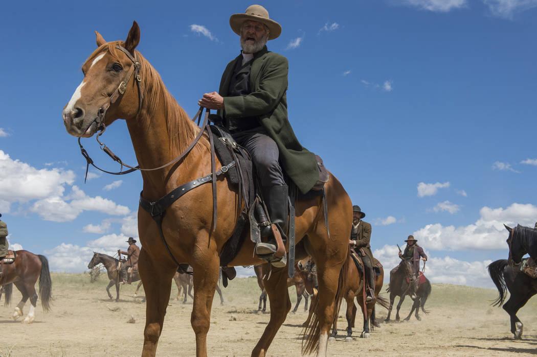 Jeff Daniels stars in Godless (Ursula Coyote/Netflix)