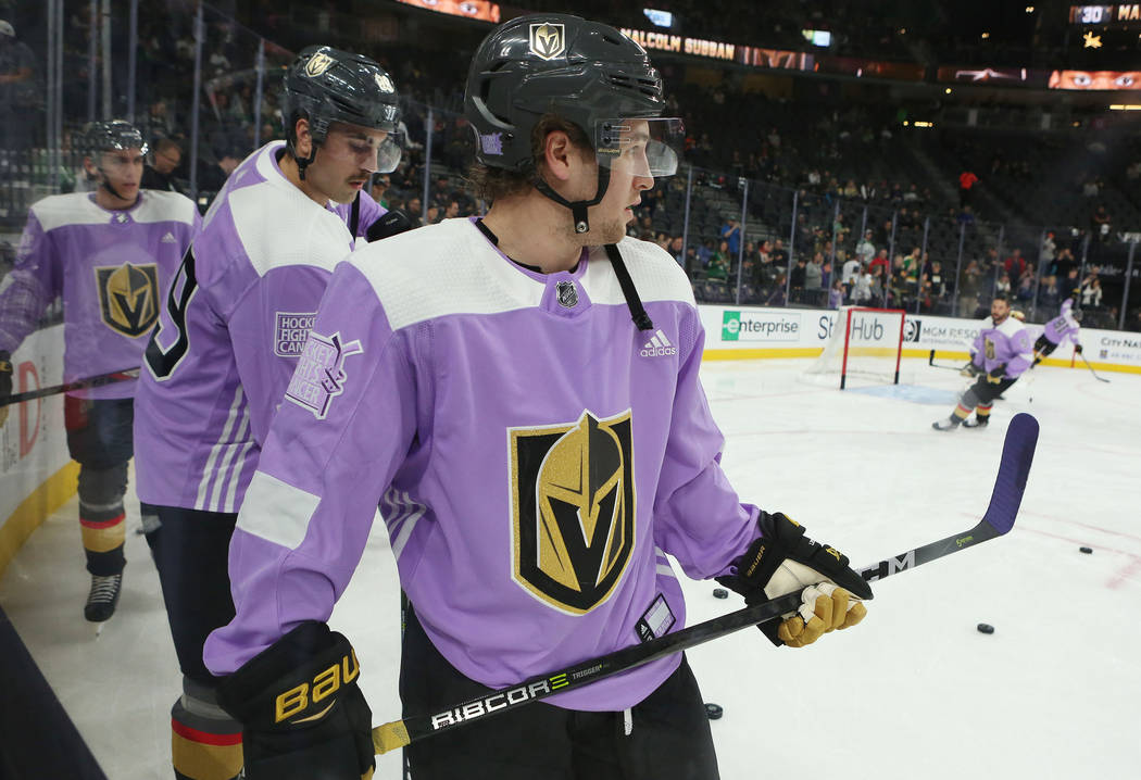 Golden Knights suffer first shutout in franchise history  cc71ef753