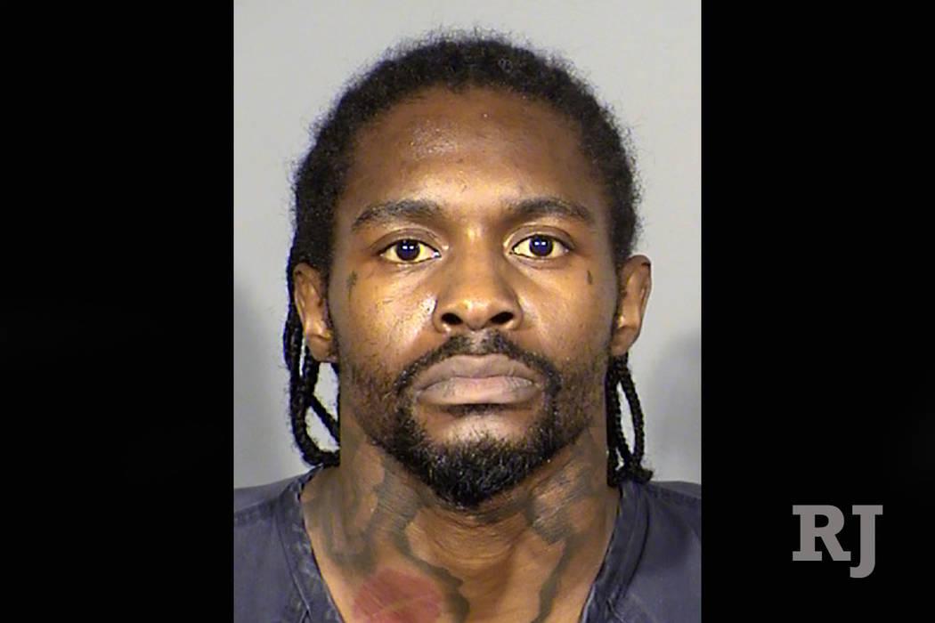 Dominique Williams, 30 (Las Vegas Metropolitan Police Department)