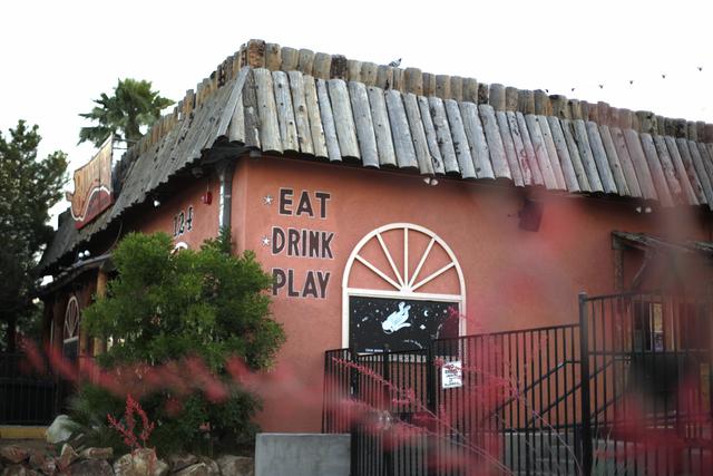 The Bunkhouse Saloon is seen Tuesday, May 10, 2016 in downtown Las Vegas. Rachel Aston/Las Vegas Review-Journal Follow @rookie__rae
