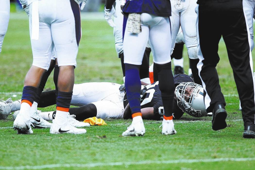 Michael Crabtree Vs Talib >> Raiders could be without WRs Cooper, Crabtree vs. NY Giants – Las Vegas Review-Journal