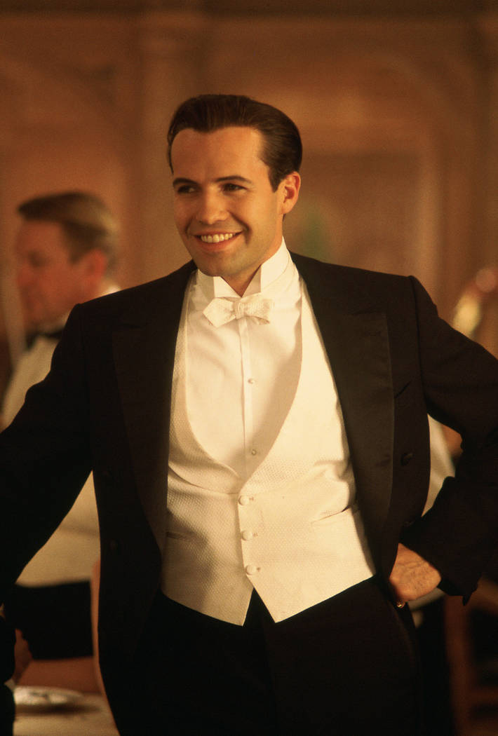 "Billy Zane stars in ""Titanic."" (Paramount)"