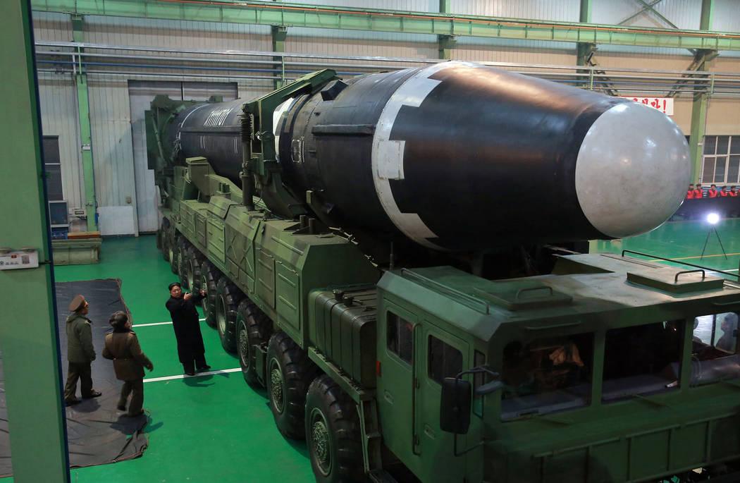 Image result for north korea new missile