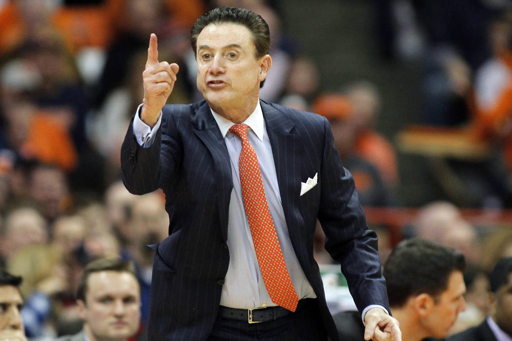 Rick Pitino sues Louisville for $38 million