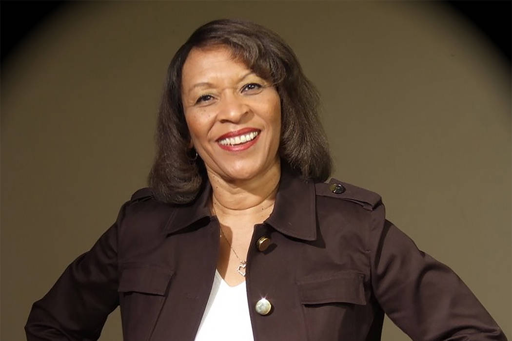 Sharon M. Draper (Las Vegas Book Festival)