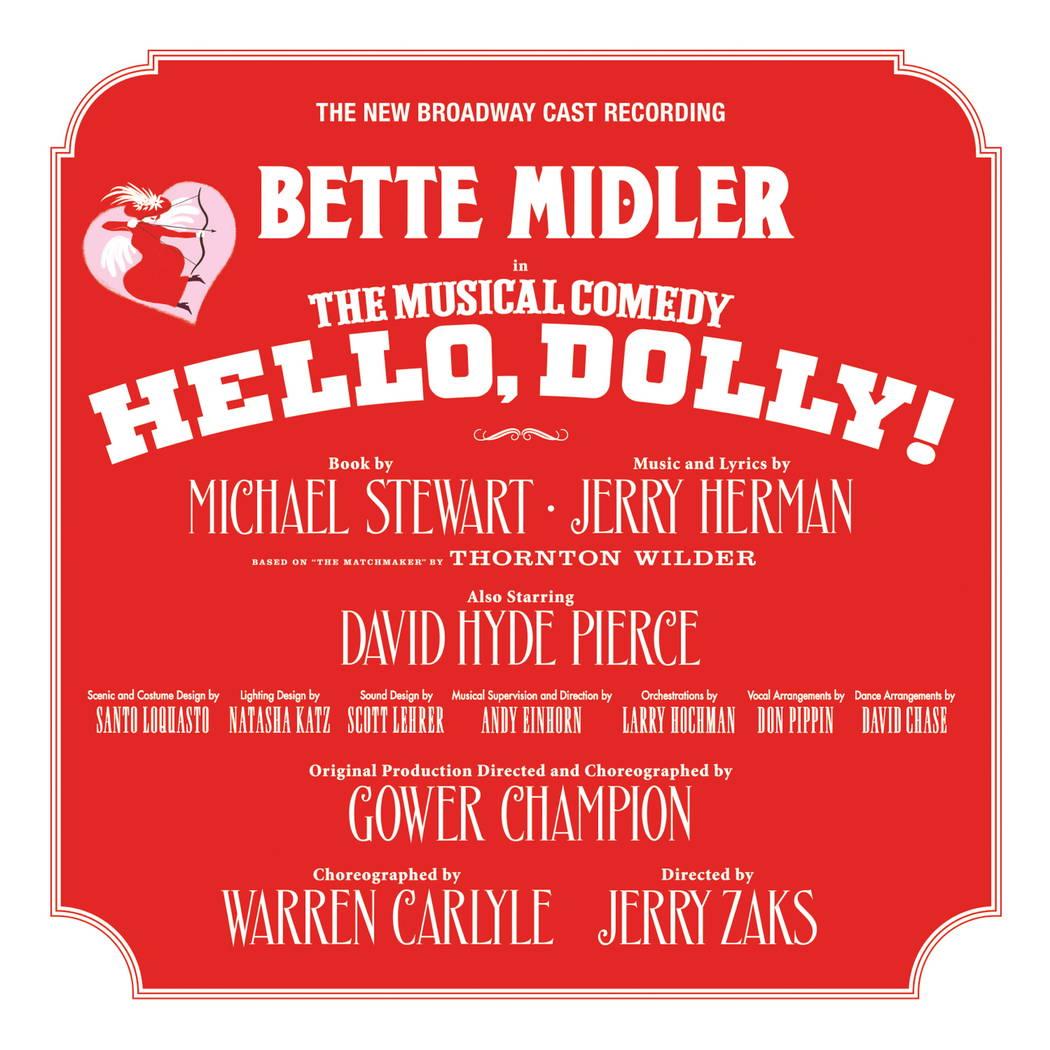 """Hello, Dolly!"" new cast album"