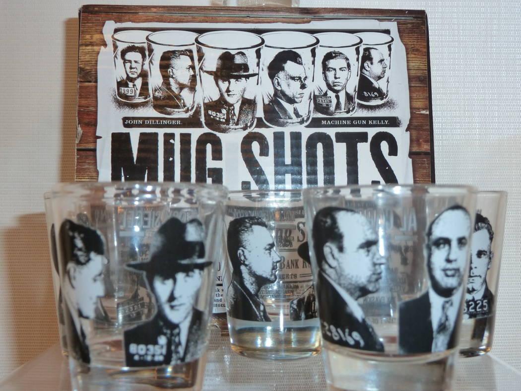 Mug Shots set of glasses