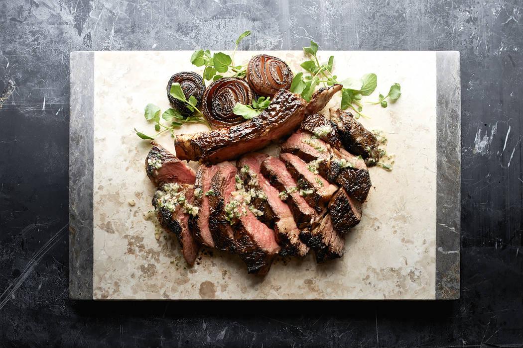 Cote de Boeuf (Morton's the Steakhouse)
