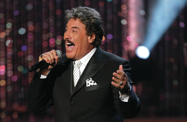 Tony Orlando performs during the the American Bandstand Tribute at the 37th Annual Daytime Emmy Awards on Sunday, June 27, 2010, in Las Vegas. (AP Photo/Eric Jamison)