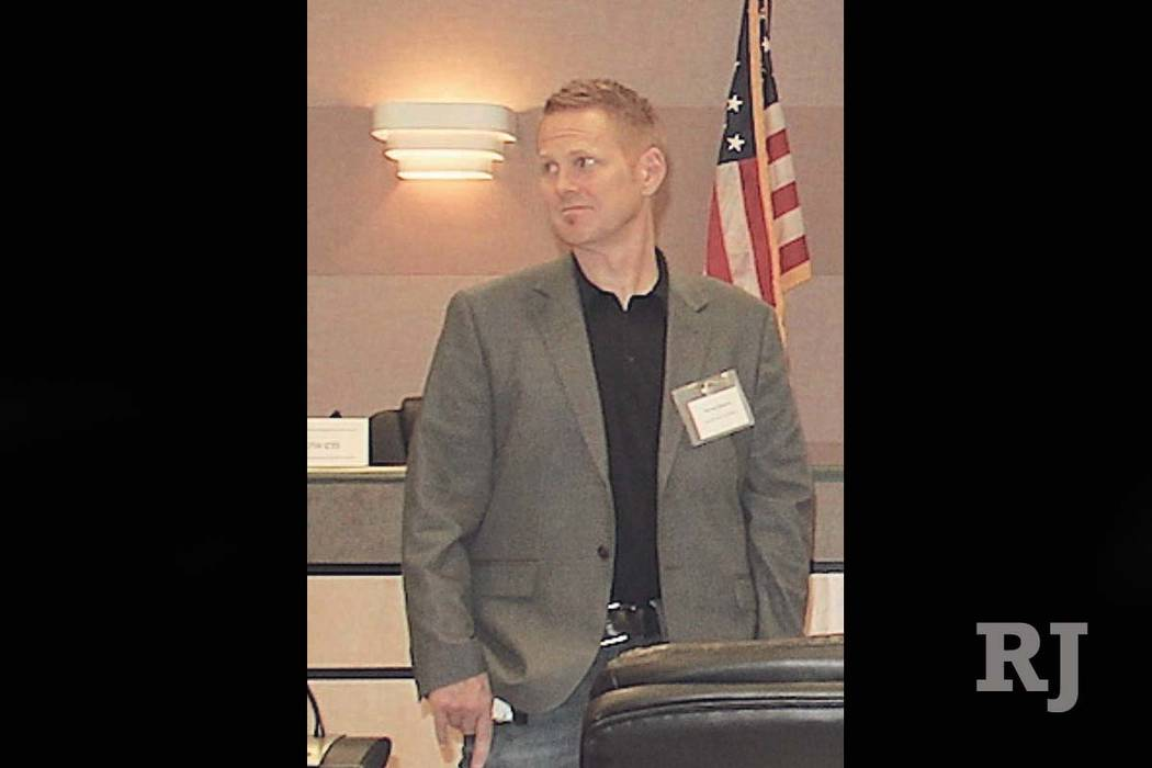 Shaun Bowen is a deputy chief investigator at the Nevada attorney general's office. (Lahontan Valley News)