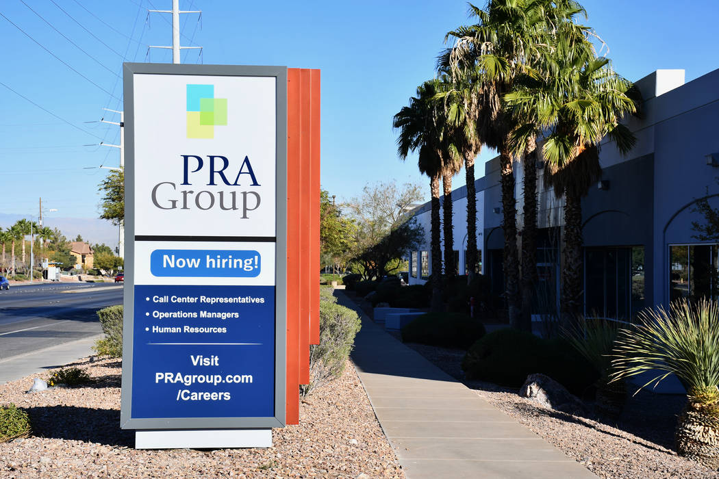 PRA Group, a Norfolk, Virginia-based debt buyer is currently leasing the building that formerly housed a Henderson campus of the now-shuttered ITT Technical Institute for its first call center in  ...